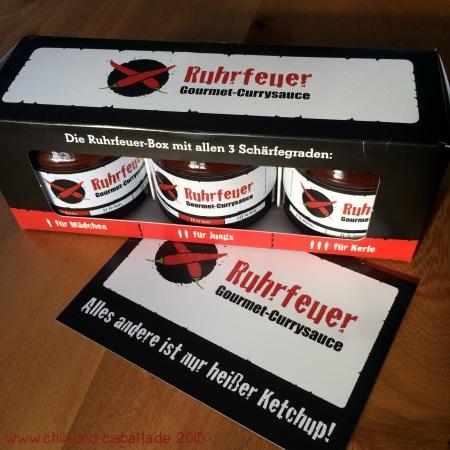Produktprobe Ruhrfeuer
