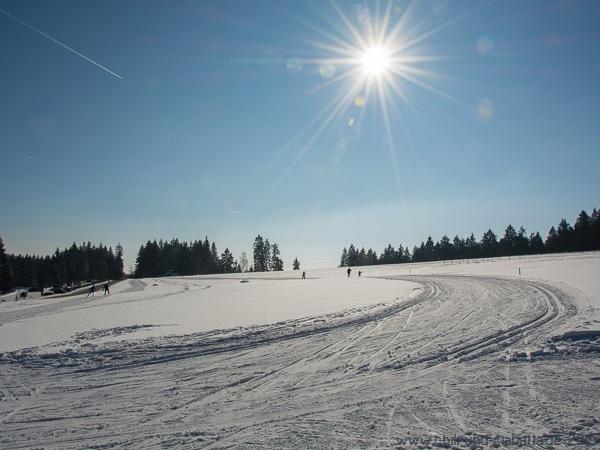 Sonnenloipe Maibrunn