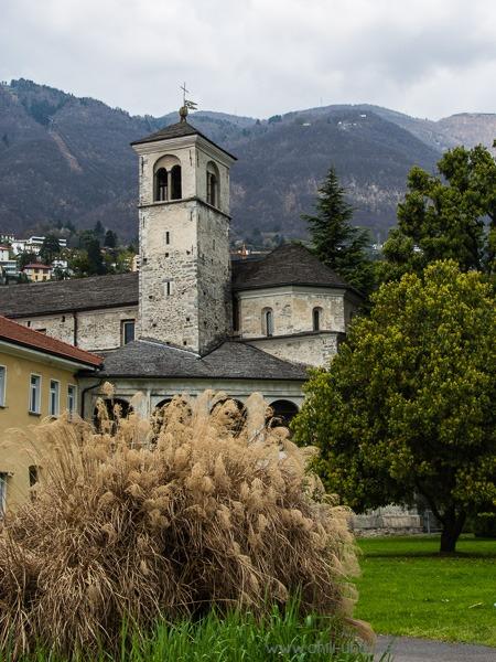 Kirche Locarno