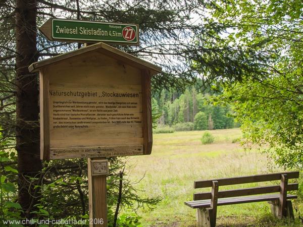 Naturschutzgebiet Stockauwiesen