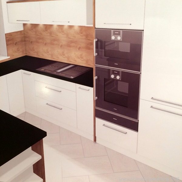 Küche Grobplanung