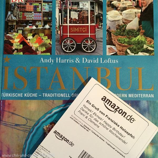 Kochbuch Istanbul