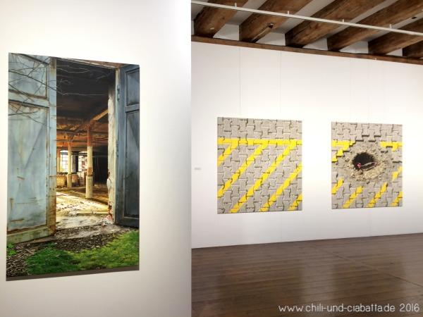 Ausstellung Bircheneder