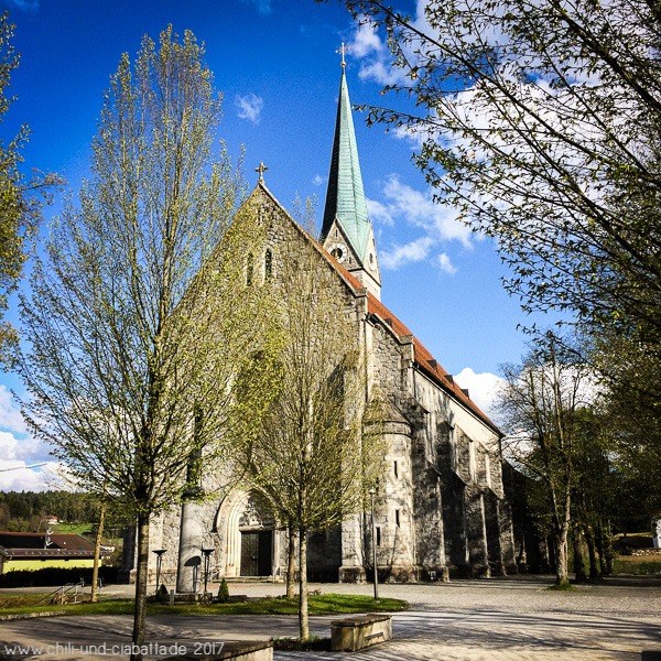 Pfarrkirche Teisnach