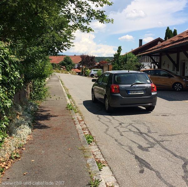 Abfahrt Moritz