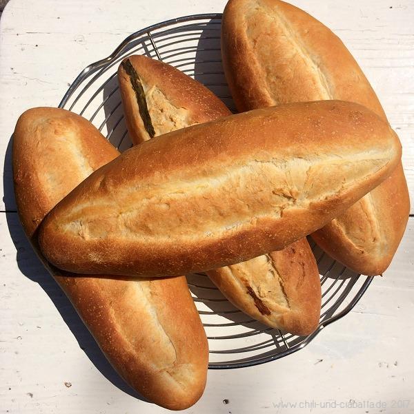 Pan cubano - kubanisches Brot