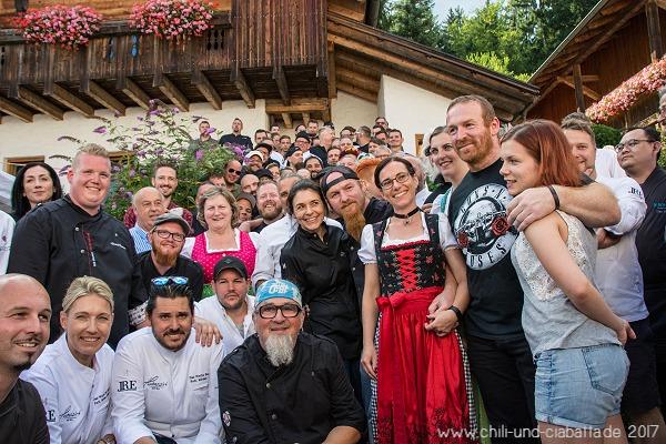 Kulinarikfestival Crew