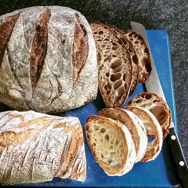 Brot Mehltretter