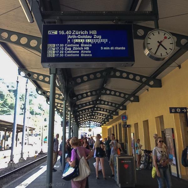 Bahnhof Bellinzona