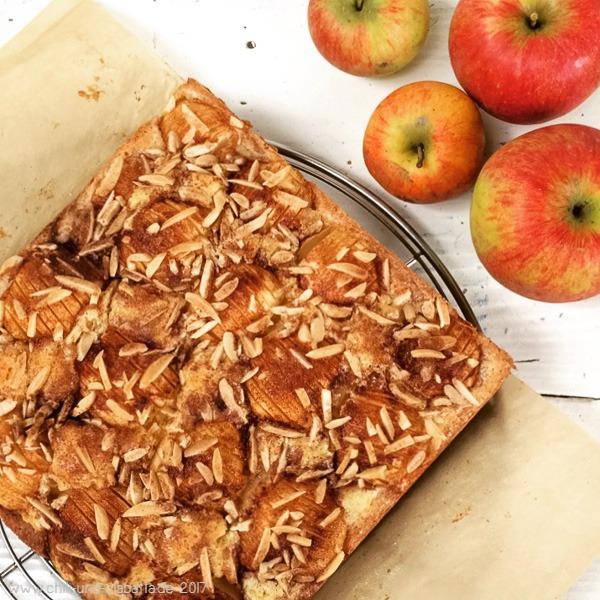 Apfel-Sandkuchen nach Lafer