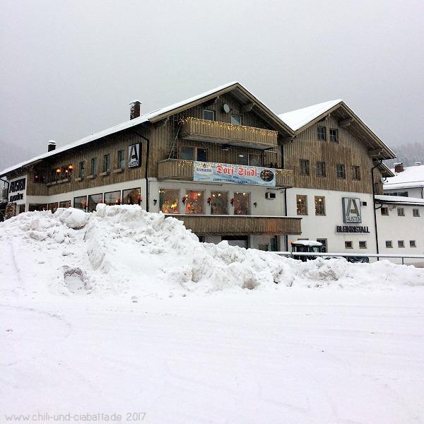Schnee Bodenmais
