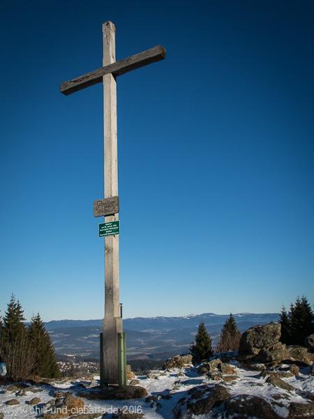 Pröller Gipfelkreuz