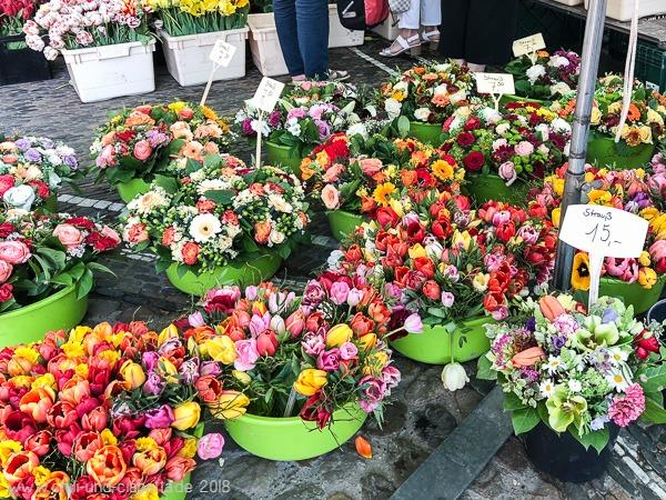 Münstermarkt Blumen