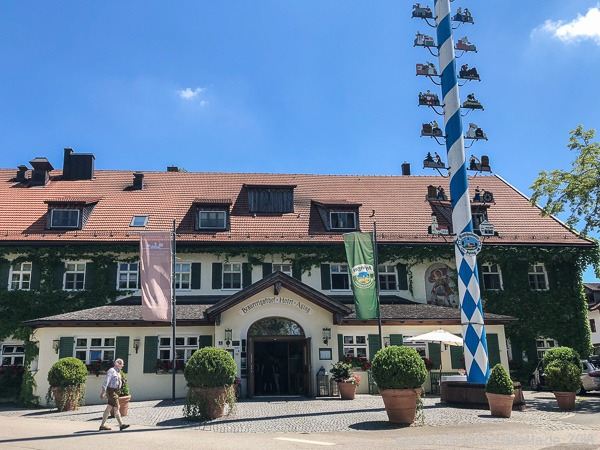 Brauereigasthof Aying