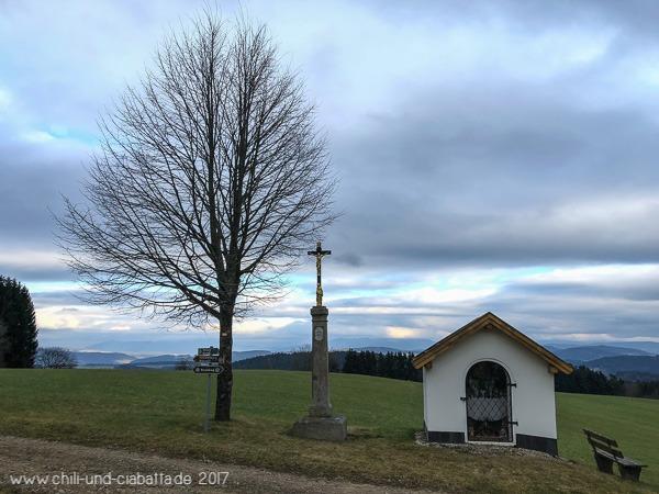 Aussicht Hofkapelle