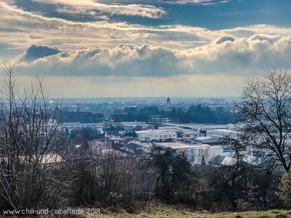 Blick auf Deggendorf