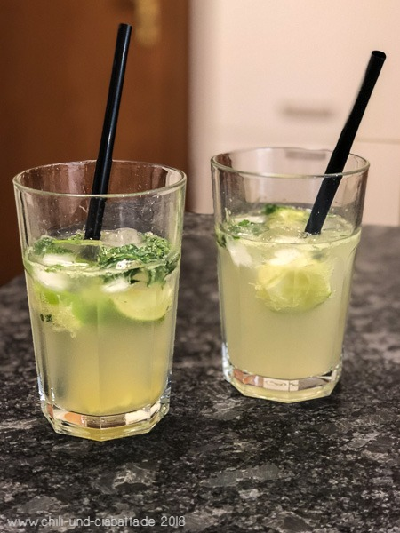 Stormy Ginger Mojito