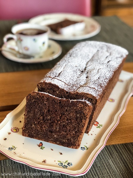 Frischkäse-Schoko-Cake
