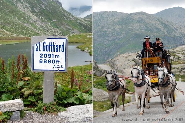 St. Gotthard-Pass