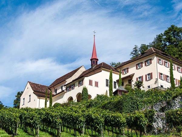 Kapuzinerkloster Altdorf
