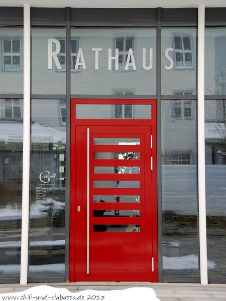 Rathaus Geiersthal