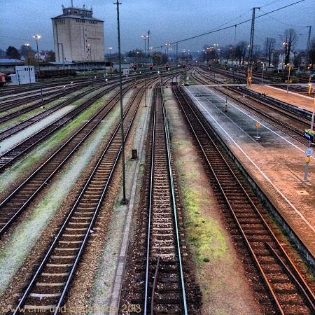 Bahnhof Plattling