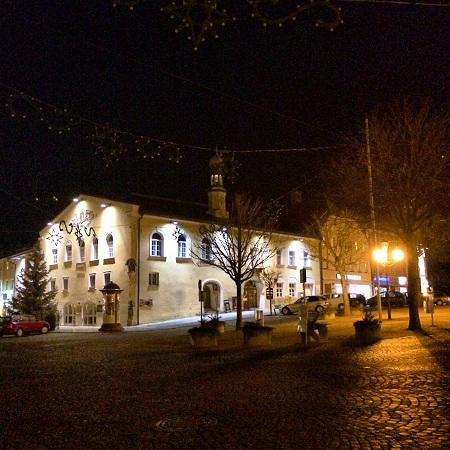 Viechtach altes Rathaus