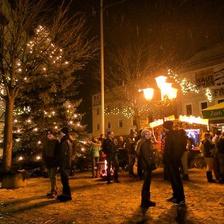 Weihnachtsmarkt Viechtach