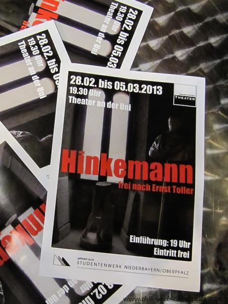 Hinkemann - Germanistentheater Regensburg