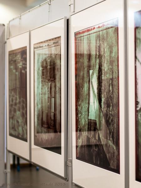 Fotoausstellung Friedrich Saller, Regen