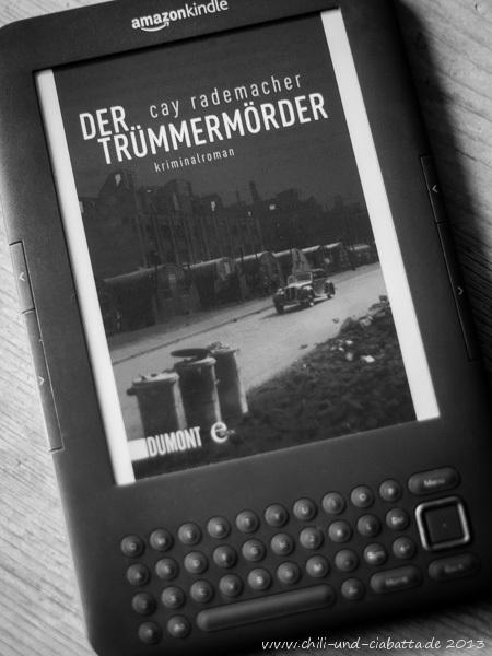 Kindle-Lektüre Der Trümmermörder