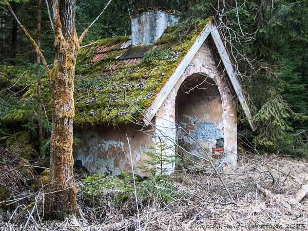 Lost Place Backhaus