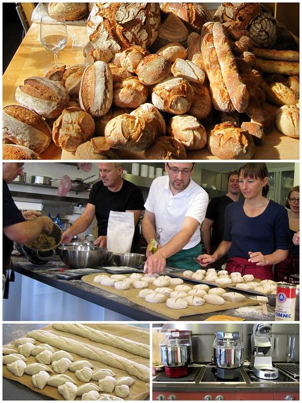 Brotbackkurs Lutz
