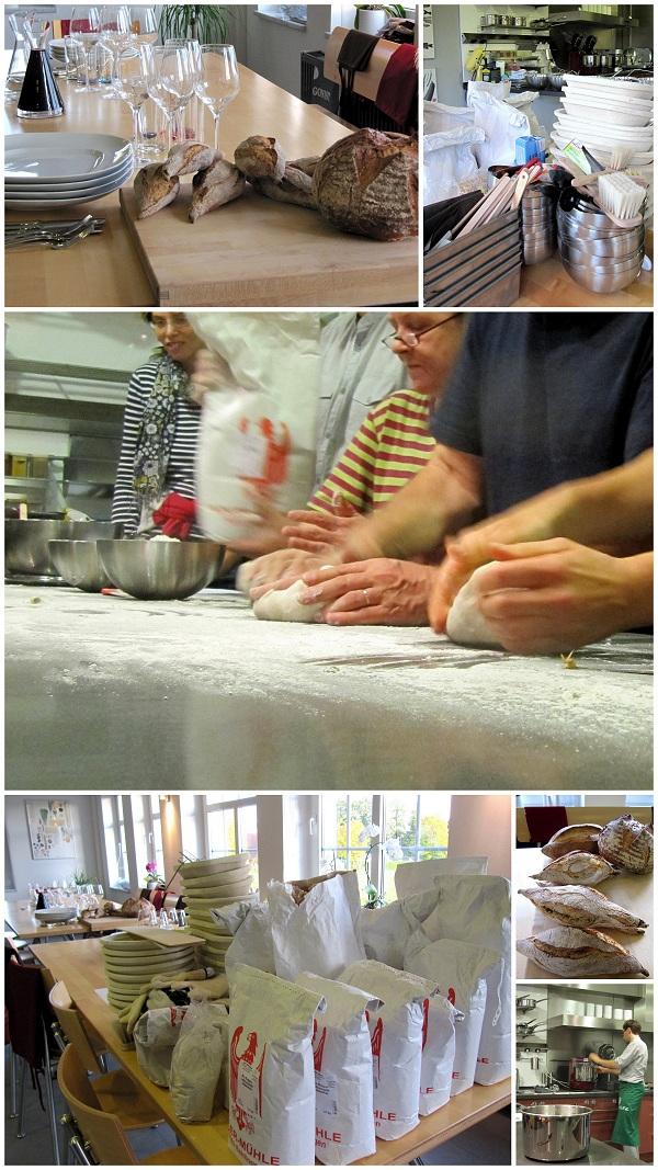 Brotbackkurs Tag 1