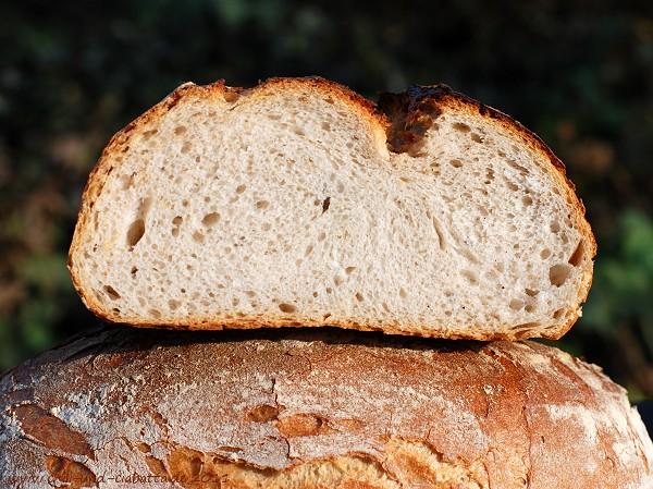 Brot mit Schmalz