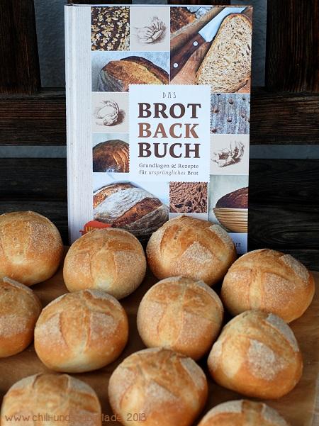 194 Brotbackbuch und Knusperbrötchen von Lutz