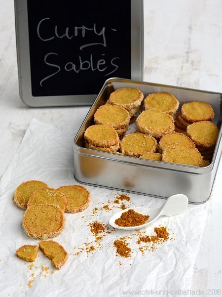 Curry-Sablés