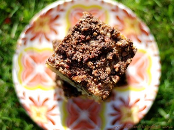 Coffee Cake mit Pecanuss-Schokoladenstreuseln