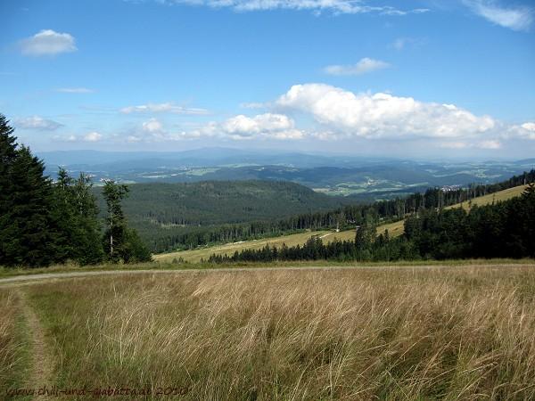 Blick zur Talstation