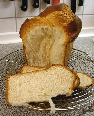 Brot,aufgeschnitten