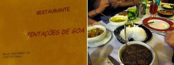 Tentacoes de Goa