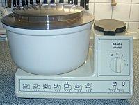 Alte Bosch Küchenmaschine 2021