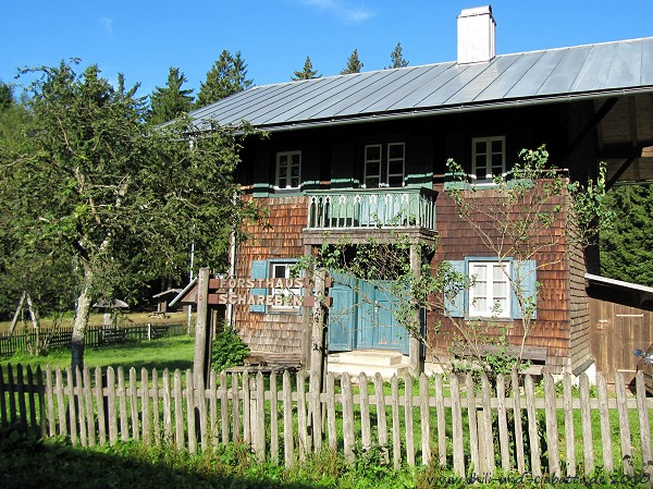 Forsthaus Schareben