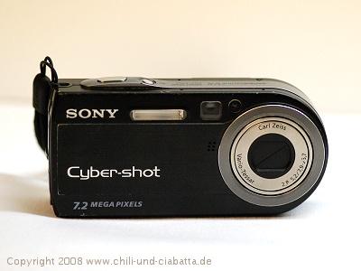 Sony DSC P-150